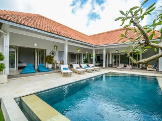 Amazing villa Kampung 3 bd Bali