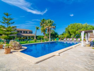 SON MESQUIDA - Villa for 12 people in Son Mesquida