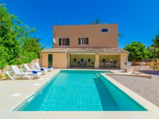 HORT DE SES BASSES - Villa for 8 people in Es Palmer