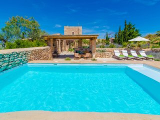 VILLA ES MOLI DES TRENC - Villa for 9 people in Campos