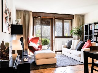 Cozy 90m2 2bdr apartment with terrace