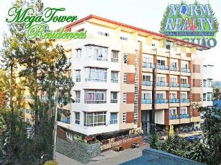 New and Fully Furnished Studio type condo unit located in the heart of Baguio