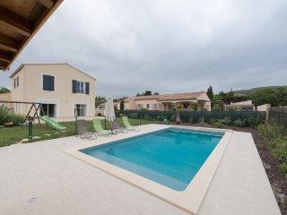 Bastide du Prevot, maison avec piscine au calme