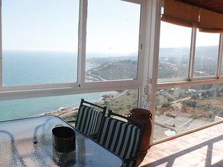 Gran Atico con terraza y solarium con magnificas vistas al mar, Peniscola