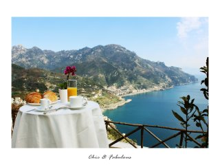 Villa Sea View with jacuzzi -  Ravello, Amalfi Coast
