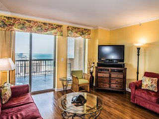 Oceanfront w/Wraparound Balcony SPECIAL RATES ON REMAINING SUMMER DATES!