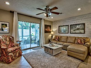 Newly Updated Destin Getaway with Community Pool. Simply Walk to Everything!