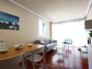 LABORDA: Apartamento en la parte vieja con vistas, Hondarribia (Fuenterrabía)