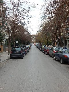 Peaceful neighborhood in Athens apartment near metro and airport bus stop