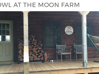 Beautiful, Very Private Cabin - H'Owl At The Moon