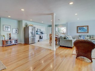 Open floor plan w/ partial ocean view, private back yard - in quiet neighborhood
