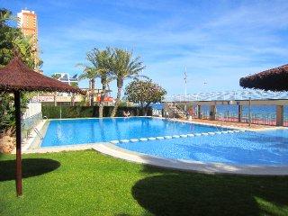 Apartamento en playa Poniente, Benidorm