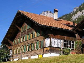 5 bedroom Apartment in Boltigen, Bernese Oberland, Switzerland : ref 2299598