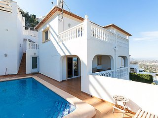 4 bedroom Villa in Denia, Costa Blanca, Spain : ref 2299467