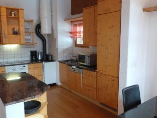 3 bedroom Apartment in Saas Fee, Valais, Switzerland : ref 2299335
