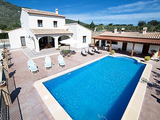 4 bedroom Villa in Benissa, Valencia, Spain : ref 5036732