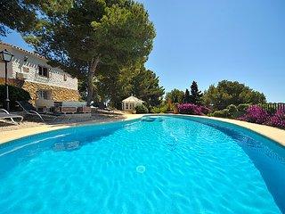 6 bedroom Villa in Xabia, Valencia, Spain : ref 5036493