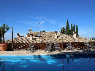 5 bedroom Villa in Mazzini, Latium, Italy : ref 5079244
