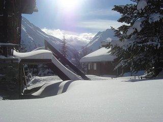 5 bedroom Apartment in Saas-Fee, Valais, Switzerland : ref 5034908