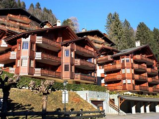 3 bedroom Apartment in Champery, Valais, Switzerland : ref 2298677
