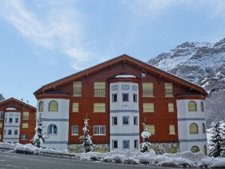 2 bedroom Apartment in Leukerbad, Valais, Switzerland : ref 2297533