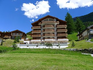2 bedroom Apartment in Leukerbad, Valais, Switzerland : ref 2297522