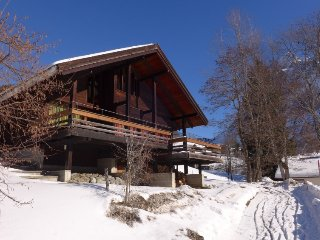 4 bedroom Villa in Grindelwald, Bernese Oberland, Switzerland : ref 2297298