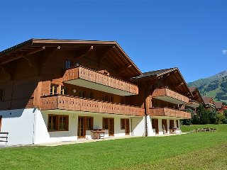 3 bedroom Apartment in Gstaad, Bern, Switzerland : ref 5031174