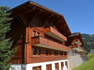 6 bedroom Apartment in Schonried, Bernese Oberland, Switzerland : ref 2297057