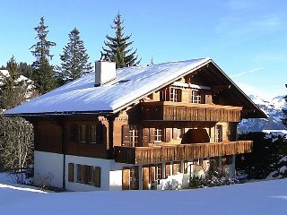 2 bedroom Apartment in Saanenmoser, Bernese Oberland, Switzerland : ref 2297034