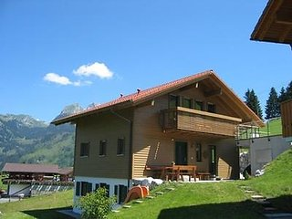 4 bedroom Apartment in Zweisimmen, Bernese Oberland, Switzerland : ref 2296980