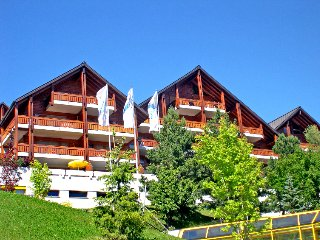 2 bedroom Apartment in Ovronnaz, Valais, Switzerland : ref 2283704
