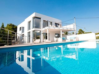 4 bedroom Villa in Benissa, Valencia, Spain : ref 5029736
