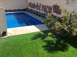 4 bedroom Villa in Galvez, Castilla La Mancha, Spain : ref 2296115