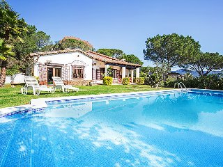 3 bedroom Villa in Sta Cristina d Aro, Costa Brava, Spain : ref 2295998