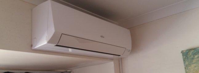 Large Fujitsu Aircon Unit