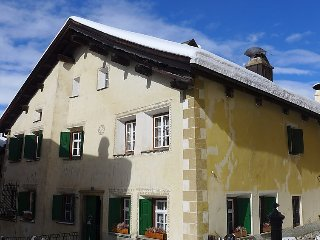 3 bedroom Apartment in Pontresina, Canton Grisons, Switzerland : ref 5026488