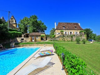 4 bedroom Villa in Souillac, Dordogne-Lot&Garonne, France : ref 2253308