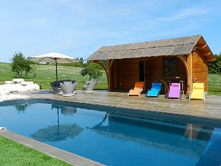 4 bedroom Villa in Villeneuve sur Lot, Dordogne-Lot&Garonne, France : ref, Monflanquin