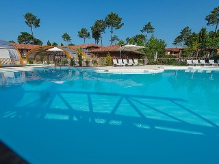 2 bedroom Villa in Biscarrosse, Nouvelle-Aquitaine, France : ref 5082989