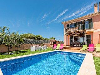 3 bedroom Villa in Cala Pí, Mallorca, Mallorca : ref 2253050, Cala Pi