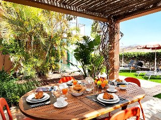 2 bedroom Villa in Maspalomas, Canary Islands, Spain : ref 5083801