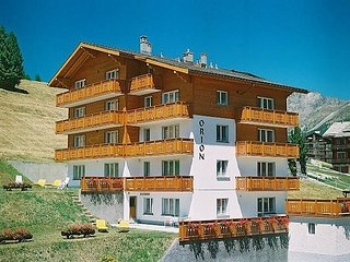 2 bedroom Apartment in Saas-Fee, Valais, Switzerland : ref 2252842