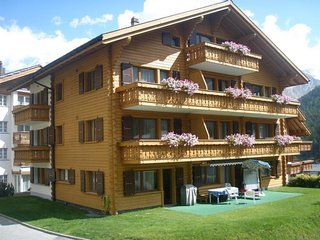 2 bedroom Apartment in Saas-Fee, Valais, Switzerland : ref 2252836