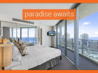 GCHR Orchid Residences Apt 11303 - 2 BR Level 13 (1K+1D), Surfers Paradise