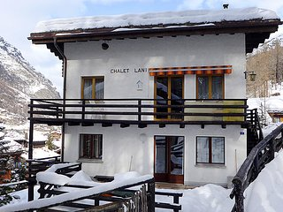 5 bedroom Apartment in Zermatt, Valais, Switzerland : ref 2250132