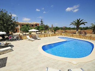 6 bedroom Villa in Costitx, Mallorca, Mallorca : ref 2242257