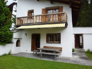 4 bedroom Apartment in Laax, Canton Grisons, Switzerland : ref 5081287