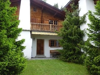 4 bedroom Apartment in Laax, Surselva, Switzerland : ref 2241884
