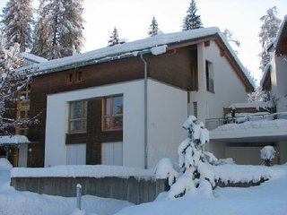 2 bedroom Apartment in Flims, Surselva, Switzerland : ref 2241874
